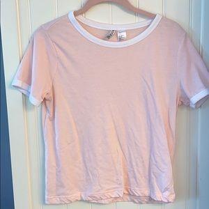 H&M basic but cute t-shirt